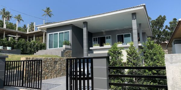 New 3 Bedroom Villa in Mae Nam, Koh Samui - For Sale