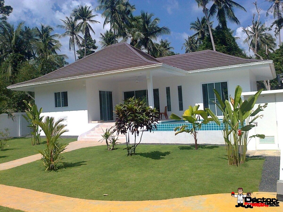 New 2 Bedroom Pool Villa in Lamai, Koh Samui - For Sale