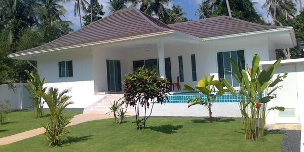 New 2 Bedroom Pool Villa in Lamai, Koh Samui - For Sale
