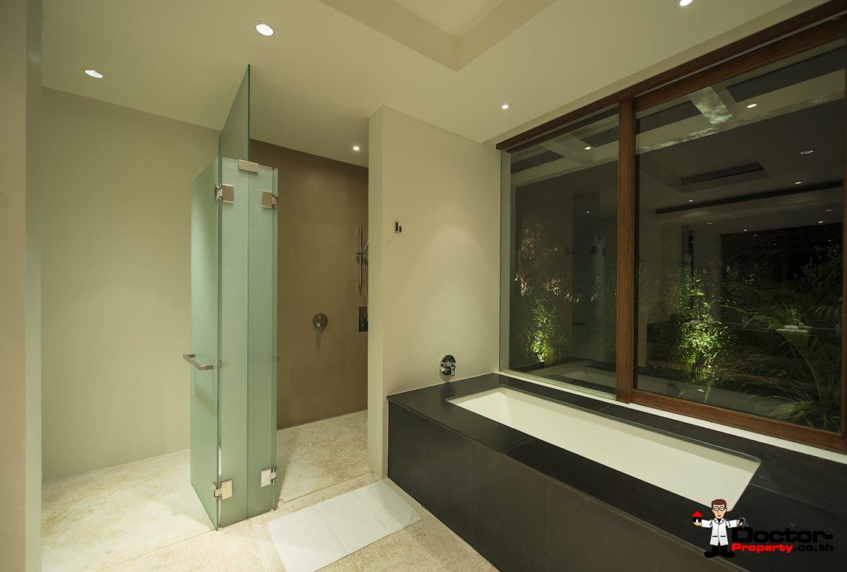 6 Bedroom Luxury Pool Villa, Choeng Mon, Koh Samui — For Sale