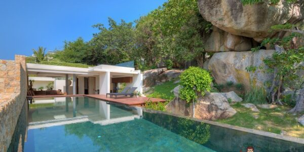 3 Bedroom Luxury Pool Villa, Choeng Mon, Koh Samui — For Sale