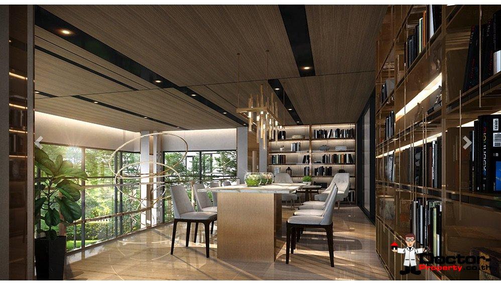 Apartment_for_sale_ Kensington-63_Bangkok_meeting-room