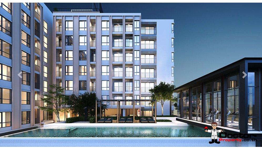 Apartment_for_sale_ Kensington-63_Bangkok_outside