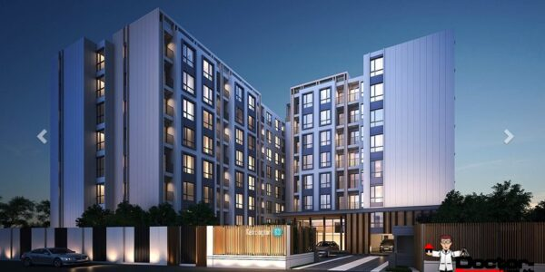 Apartment_for_sale_ Kensington-63_Bangkok_outside1