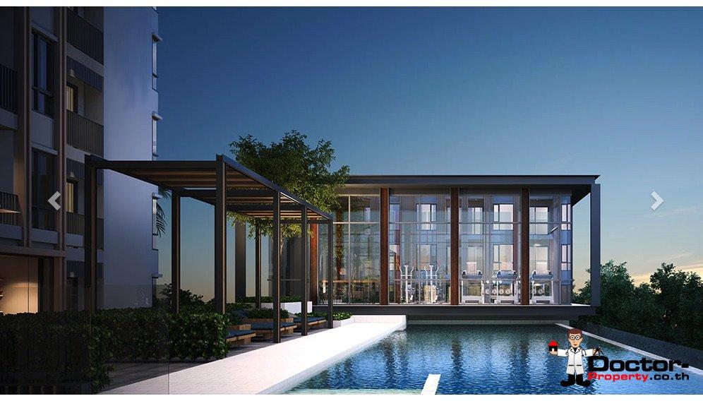 Apartment_for_sale_ Kensington-63_Bangkok_pool