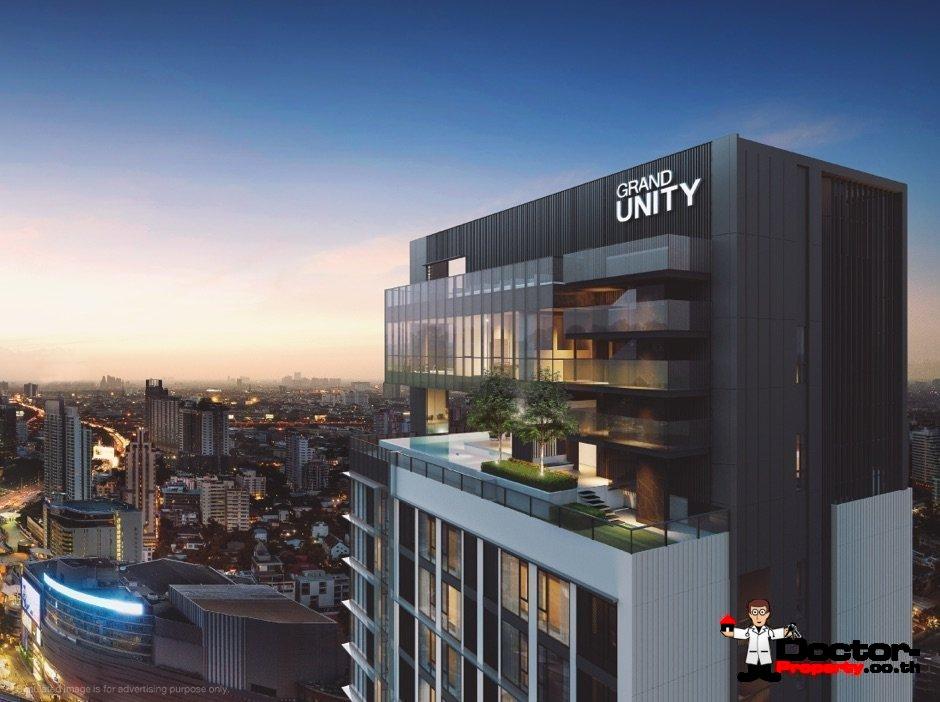 Apartment_for_sale_ Mazarine_Ratchayothin_Bangkok_outside3