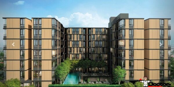 Apartment_for_sale_Bangkok_ Lyss_Ratchayothin_outside