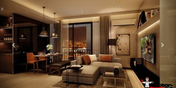 Apartment_for_sale_Bangkok_ Lyss_Ratchayothin_room