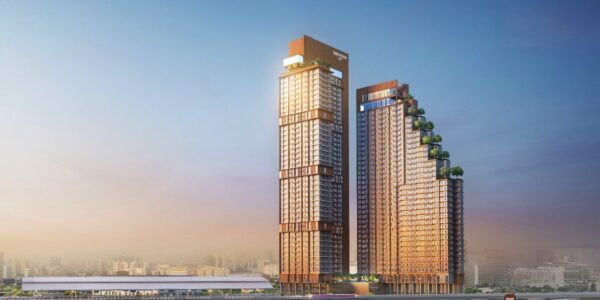 Apartment_for_sale_Bangkok_ Suburban_ The_Posh_Twelve_Outside_1