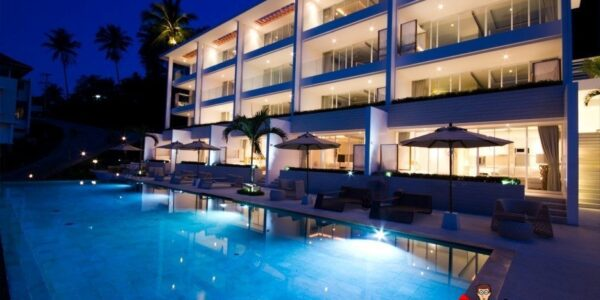 1 and 2 Bedroom Apartments with Sea View - Bang For, Koh Samui - For Sale