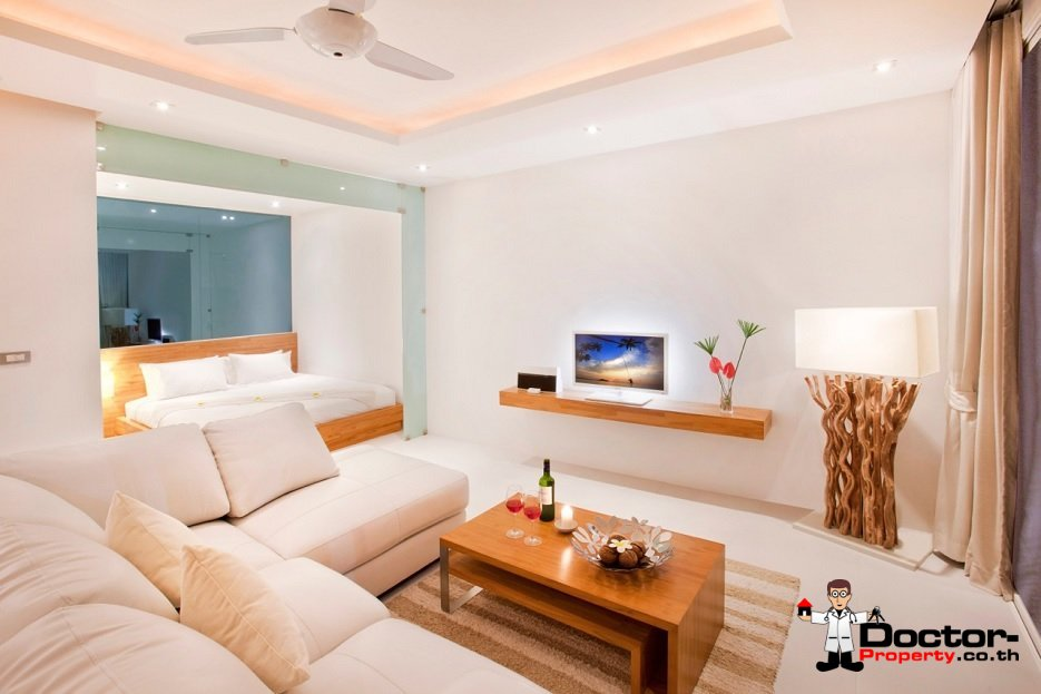 1 Bedroom Apartment - Bang Rak, Koh Samui - For Sale