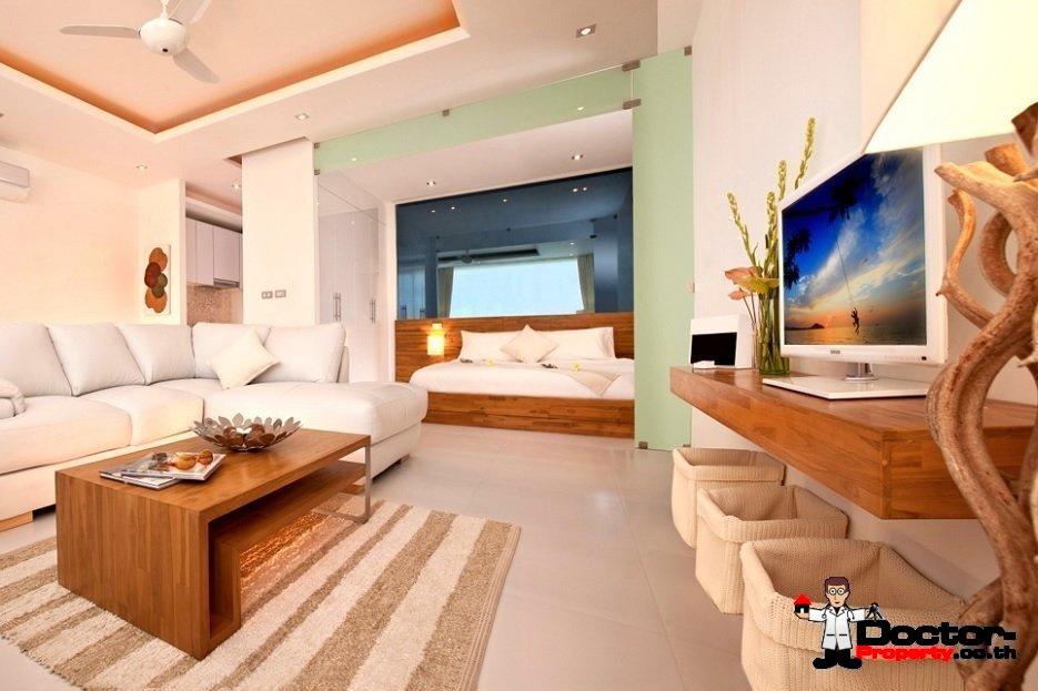 1 Bedroom Apartment - Bang Rak, Koh Samui - For Sale