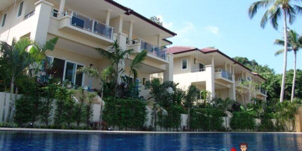 2 Bedroom House with Sea Views - Bang Por, Koh Samui - For Sale