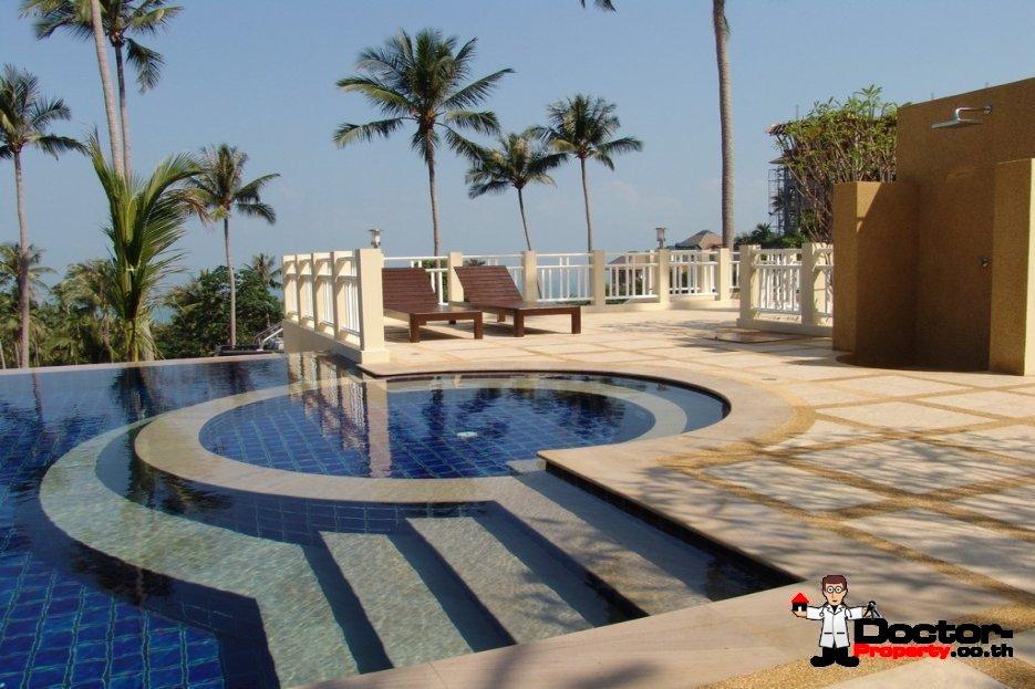 3 Bedroom House with Sea Views - Bang Por, Koh Samui - For Sale