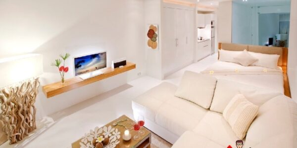 1 Bedroom Studio Apartment - Bang Rak, Koh Samui - For Sale