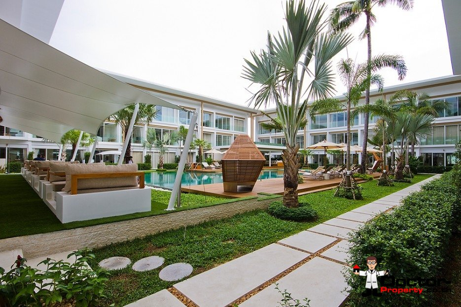 1 Bedroom Studio Apartment - Bang Rak, Koh Samui - For Sale