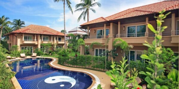 Luxury 2 Bedroom Apartment - Bang Rak, Koh Samui - For Sale