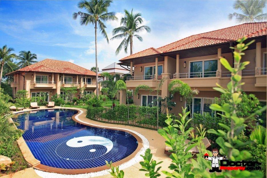 Luxury 2 Bedroom Apartment - Bang Rak, Koh Samui - For Sale