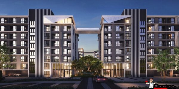 Apartment_for_sale_ Kave_Town_Space_Bangkok_outside