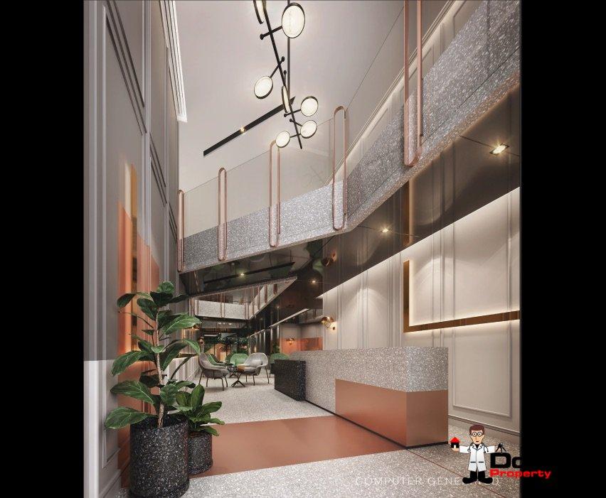Apartment_for_sale_Chapter_Chula–Samyan_Bangkok_lobby