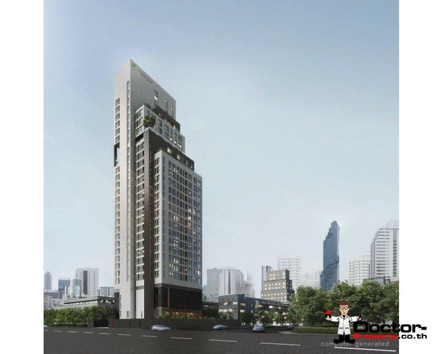 Apartment_for_sale_Chapter_Chula–Samyan_Bangkok_outside