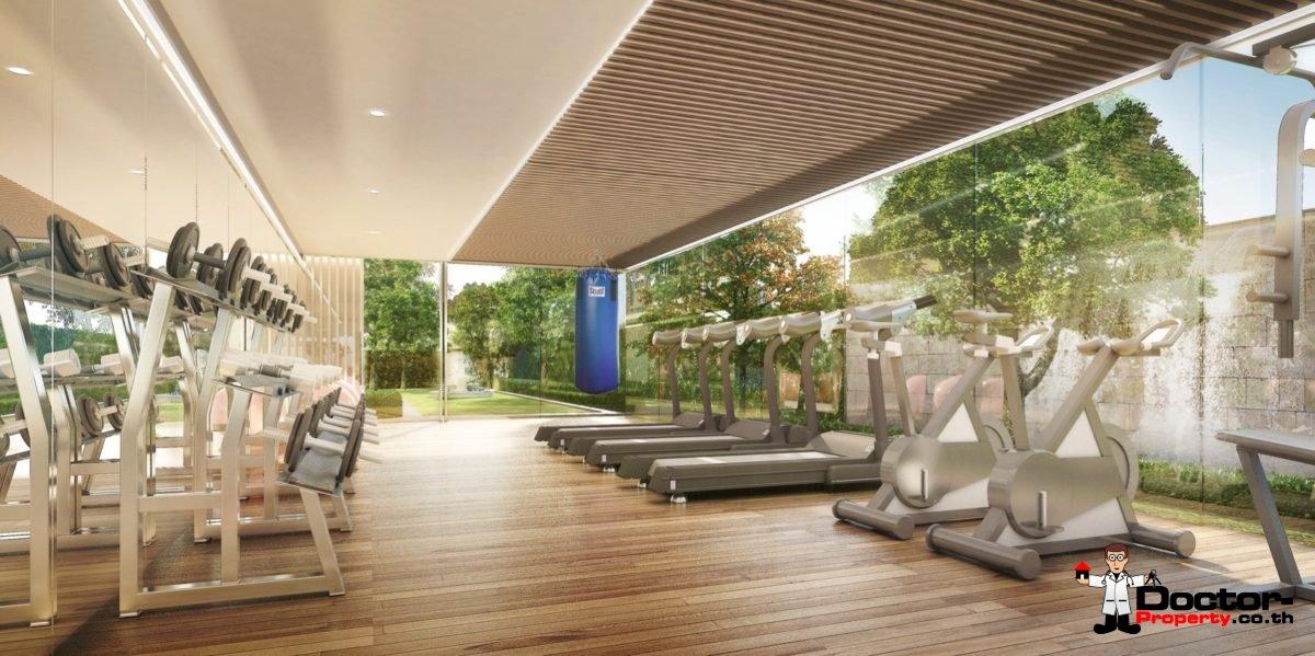 Apartment_for_sale_The_Elegant_Ladprao1_Bangkok_gym