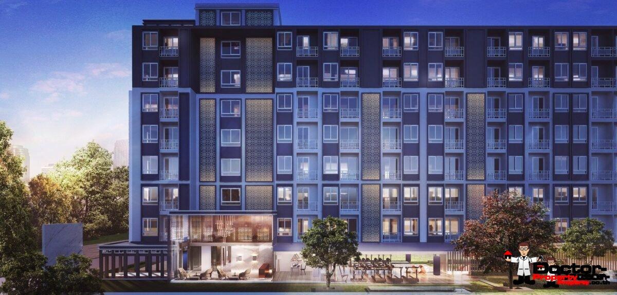 Apartment_for_sale_The_Elegant_Ladprao1_Bangkok_outside1