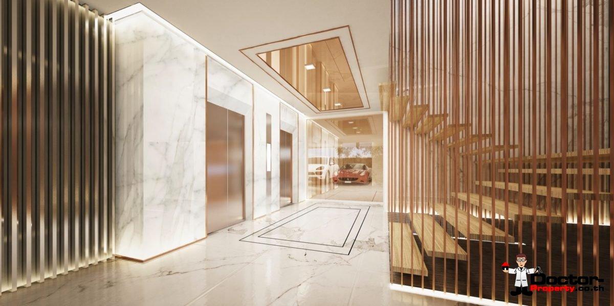 Apartment_for_sale_The_Elegant_Ladprao1_Bangkok_parking