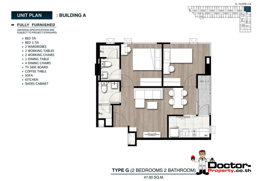 Apartment_for_sale_The_Nest_Sukhumvit_64_Bangkok_floorplan2