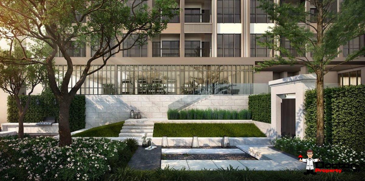 Apartment_for_sale_The_Nest_Sukhumvit_64_Bangkok_garden