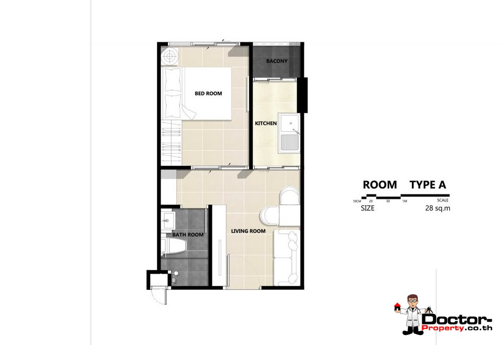 Apartment_for_sale_The_Series_Tiwanon_Bangkok_floorplan1