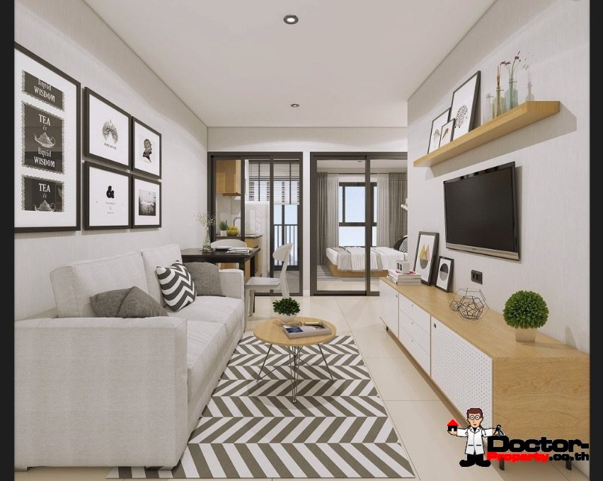 Apartment_for_sale_The_Series_Tiwanon_Bangkok_room4