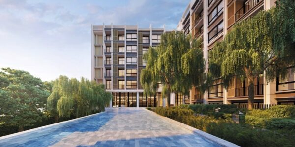 Apartments_for_sale_Dolce_Lasalle_Bangkok_pool