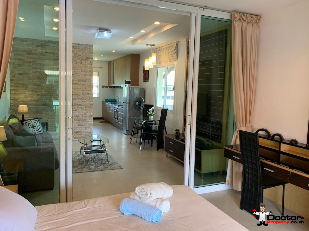 1 Bedroom Foreign Freehold Condo - Chaweng, Koh Samui - For Sale