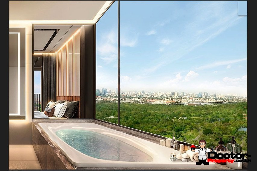 Condo_for_sale_Bangkok_ The_Privacy_Jatujak_bathroom