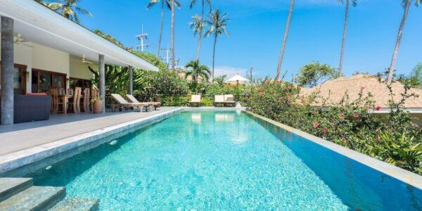 Resort with 9 Bedrooms, Pool and Sea Views - Hua Thanon, Koh Samui - For Sale