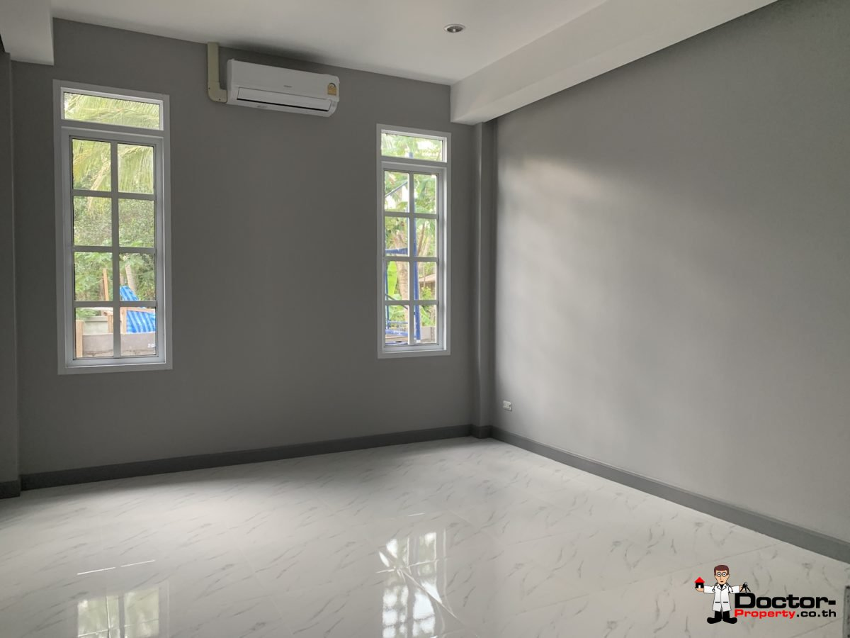 2 and 3 Bedroom Townhouses - Taling Ngam, Koh Samui - For Sale
