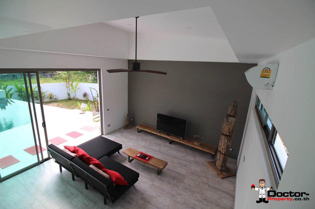 Viila_for_sale_Plai_Laem_Koh_Samui_Thailand_livingroom