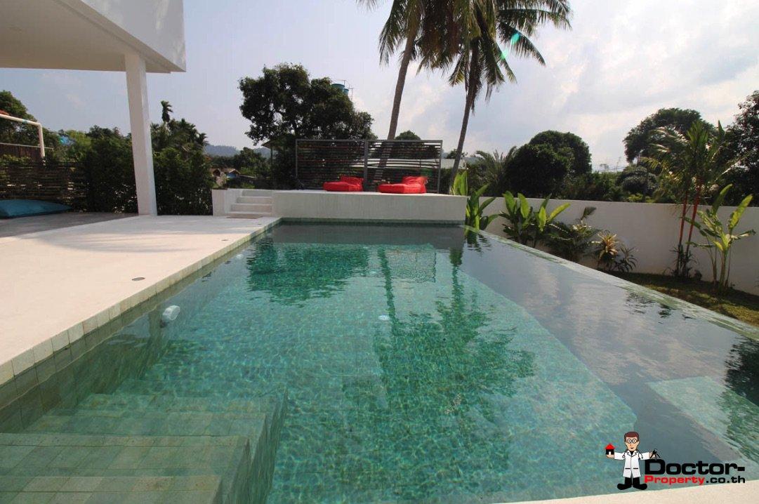 Viila_for_sale_Plai_Laem_Koh_Samui_Thailand_pool