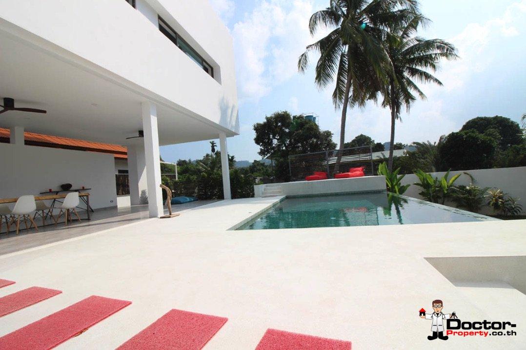 Viila_for_sale_Plai_Laem_Koh_Samui_Thailand_pool1