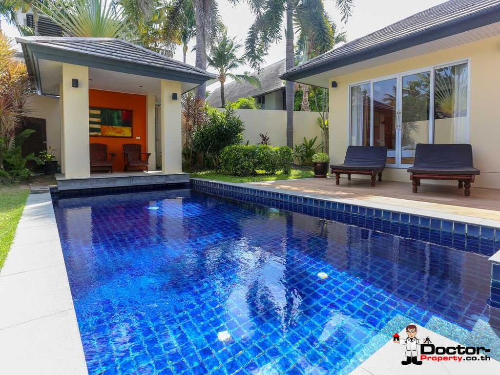 2 Bedroom Pool Villa close to Lipa Noi Beach, Koh Samui - For Sale