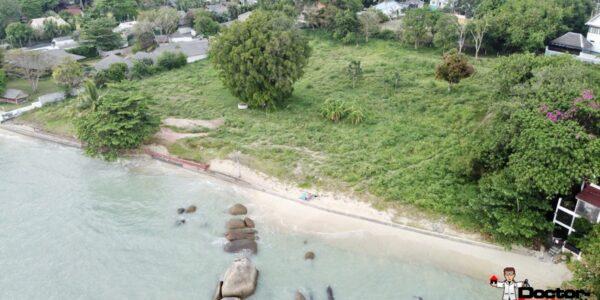 Stunning Beachfront Land (7.5 Rai) - Lamai Beach - Koh Samui - for sale