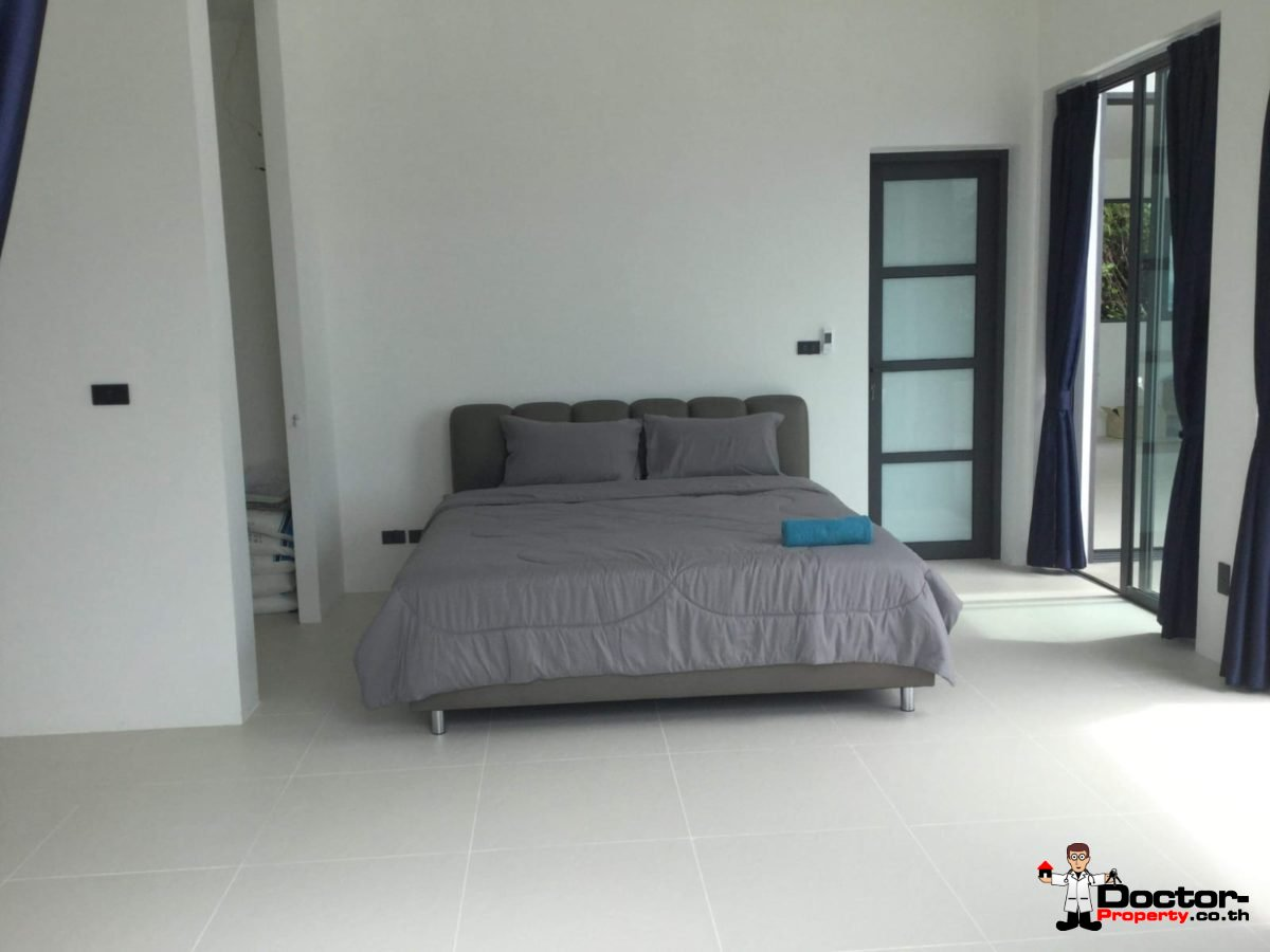 New 3 Bed Villa with Sea View - Chaweng Noi - Koh Samui _10