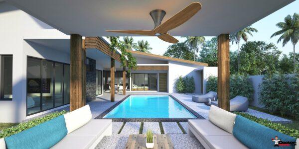 New 2 Bedroom Poolvilla - Lamai - Koh Samui for sale 3