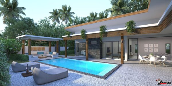 New 2 Bedroom Poolvilla - Lamai - Koh Samui for sale 4