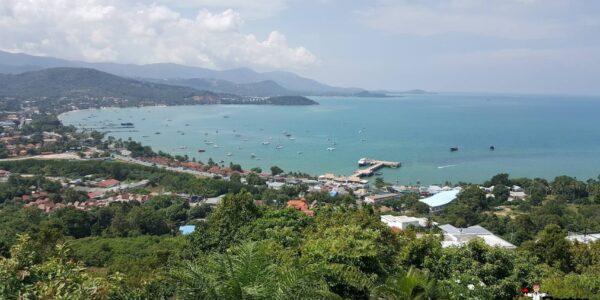 Amazing Sea View Land - Bang Rak - Koh Samui - for sale