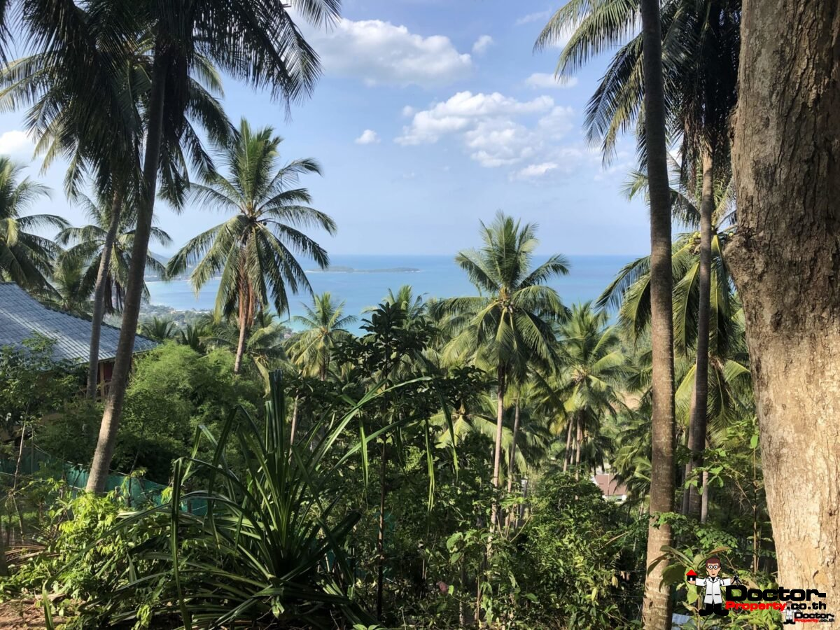 Sea View Land - Chaweng Noi - Koh Samui for sale 3