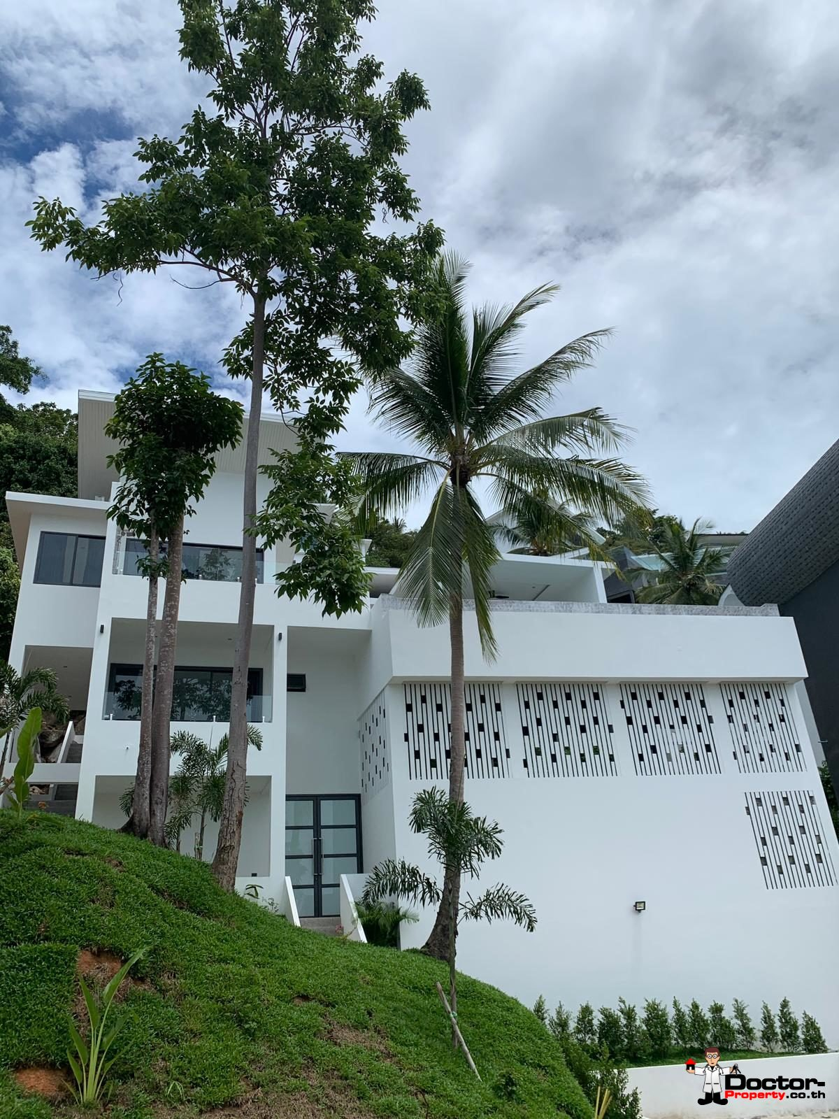 New 3 Bed Villa with Sea View - Chaweng Noi - Koh Samui _19