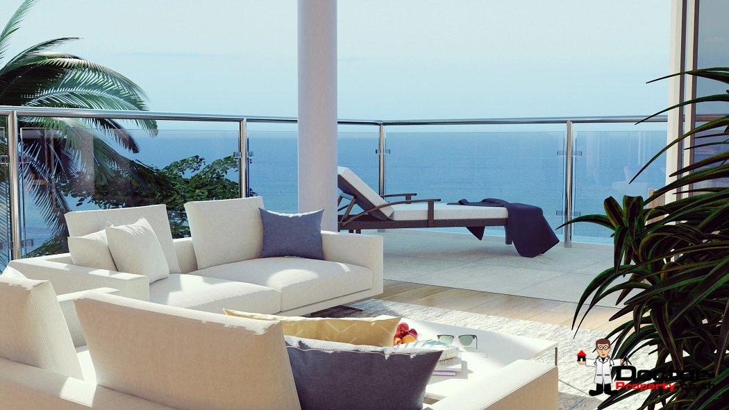 New 2 Bedroom Apartment with Sea View - Bang Por - Koh Samui 4