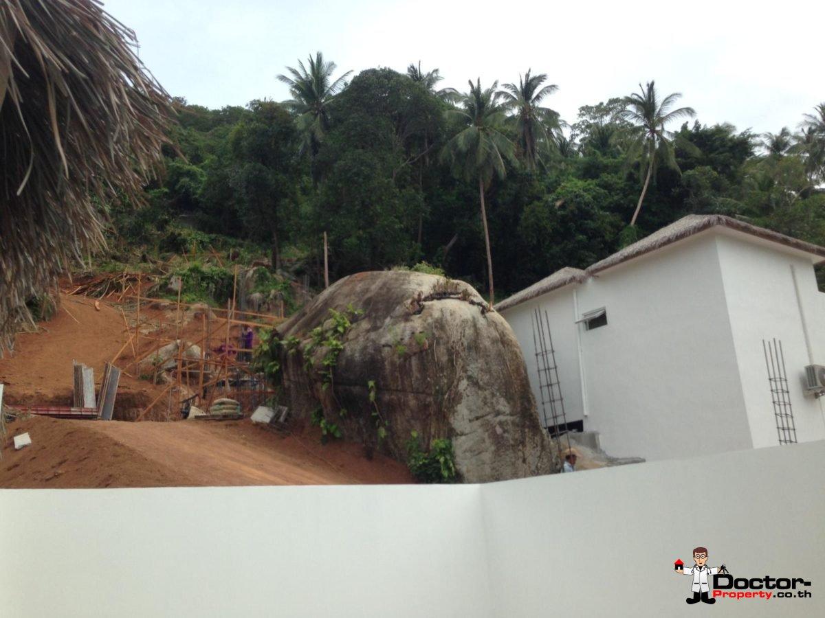 New 2 Bedroom Villa with Sea View - Lamai Beach - Koh Samui 25